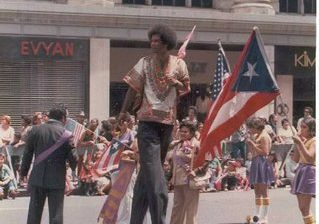 New York City Puerto Rican Parade 1977
