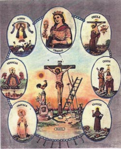Santeria Religion | What is Santeria Seven African Powers