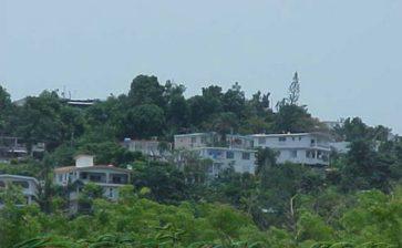 Rincon Mountains Rincon Puerto Rico