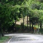 Mountain road Rincon Puerto Rico