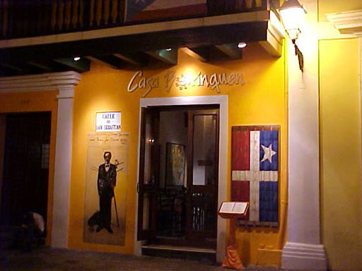 Old San Juan Nights