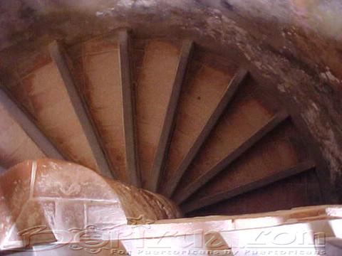 Spiral Steps in el Morro