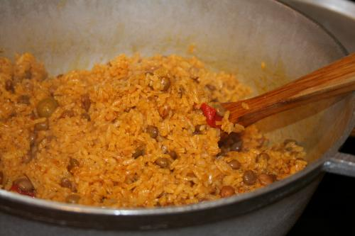 Introduction to Arroz con Gandules