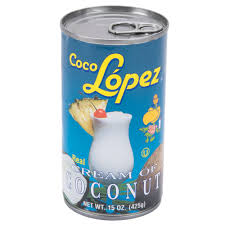 Coco Lopez Creme of Coconut