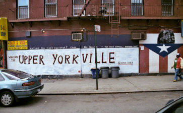 The Changing Face of East Harlem