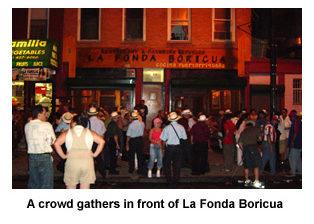 La Fonda Restaurant Chicago Menu