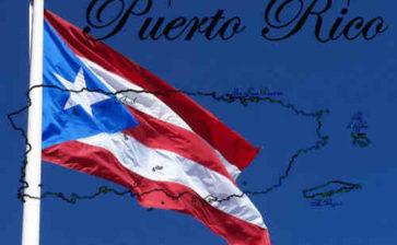 ¡Qué Bonita Bandera La Bandera Puertorriqueña!