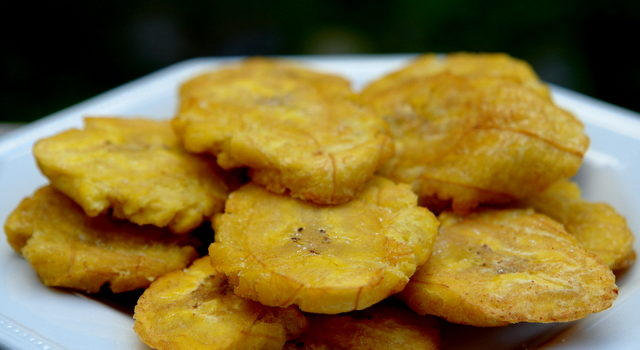 Chef Wilo Benet Tostones Recipe