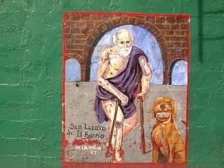 San Lazarus