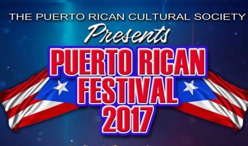 PUERTO RICAN FESTIVAL 2017 by Puerto Rico Cultural Society