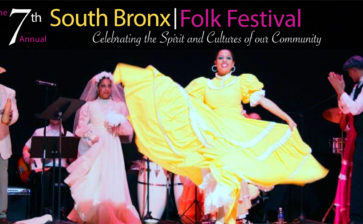 Annual South Bronx Folk Festival