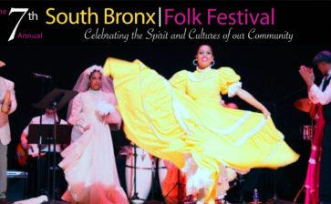 Annual South Bronx Folk Festival