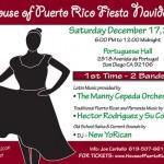 House of Puerto Rico Fiesta Navidena