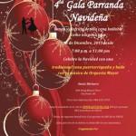 Puerto Rico Cultural Society of Charlotte NC Gala Parranda Navidena