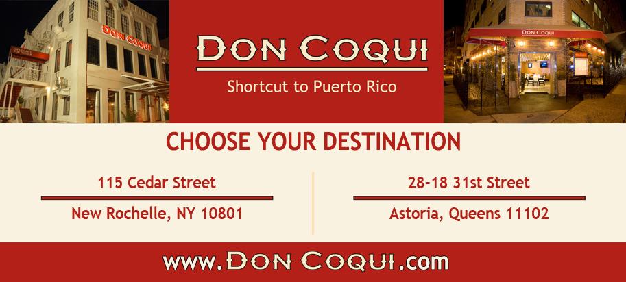 Don Coqui Restaurant Astoria Queens New York