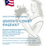House of Puerto Rico San Diego Queens Court