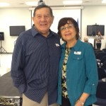 PRAM Exec Dir. Skip Chaves and Founding Member & Past President of NACOPRW (19882), Emma Chaves
