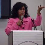 Elizabeth Baez, Current President Miami Chapter NACOPRW