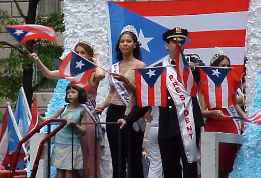 National Puerto Rican Parade June 8 2003