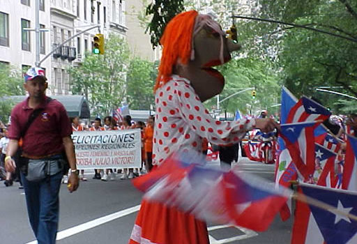 National Puerto Rican Parade June 8 2003 Photos page 3