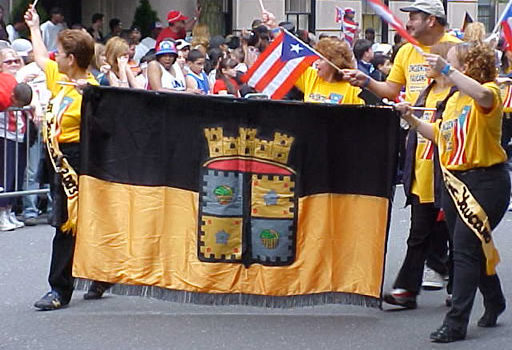 National Puerto Rican Parade June 8 2003 Photos page 4