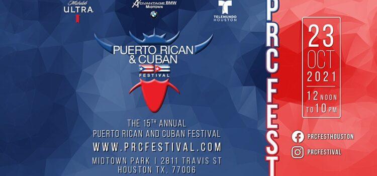 Puerto Rican Cuban Festival 2021