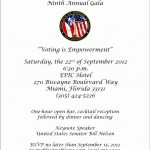 Puerto Rican Bar Association 9th Annual Gala
