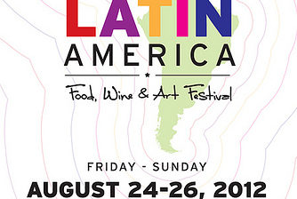 Taste of Latin America Food Wine and Art Festival