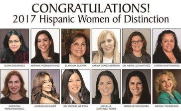 Hispanic Women of Distinction Luncheon