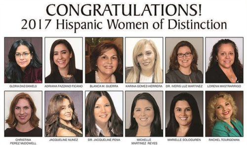 Hispanic Women of Distinction Luncheon