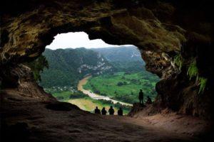 Cave Exploring Las Dunas