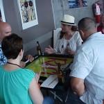 Jimmyz Kitchen and Boricua.com Domino Tournament