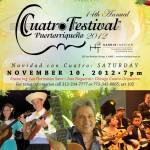 2012 Cuatro Fest