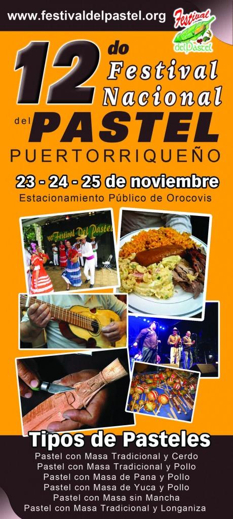 Festival del Pastel 2012