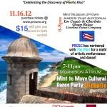 Puerto Rican Cultural Night 2012