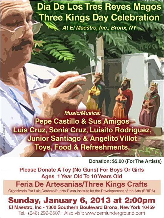 Feria de Artesanias Three Kings Crafts