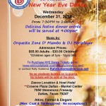 Asociacion Puertorriquena de Dallas-Fort Worth New Year's Eve Dance