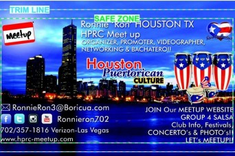 Houston Puerto Rican Culture