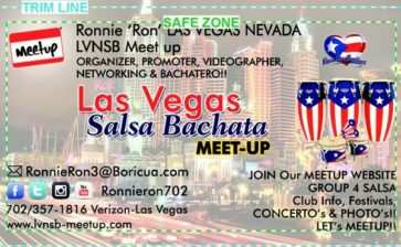 Las Vegas Salsa Bachata Meet-Up