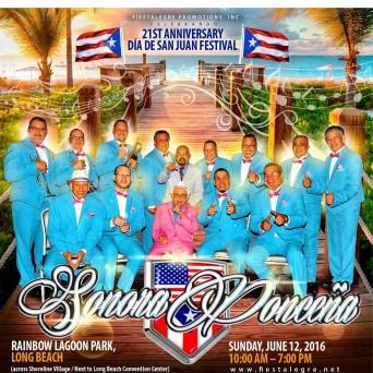 21th Annual Dia De San Juan Festival