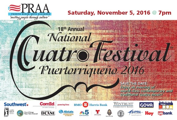 18th annual cuatro festival