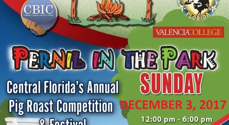Pernil in the Park – Annual Pig Roast Competition and Festival