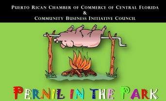 Pernil in the Park Banner