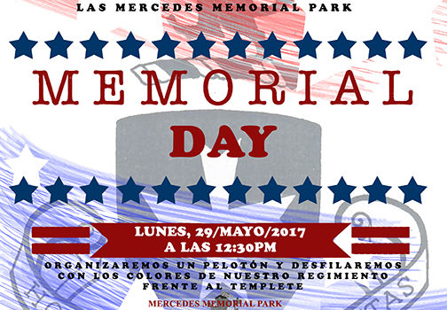 Memorial Day Celebration of the Borinqueneers