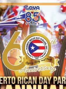Puerto Rican Parade of Newark New Jersey