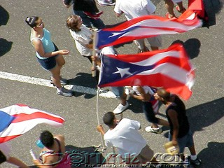 National Puerto Rican Parade New York City 2000