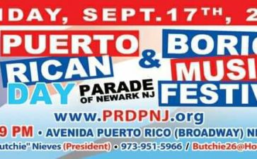 Puerto Rican Parade of Newark New Jersey