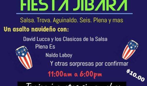 Fiesta Jibara at Casa Wepa