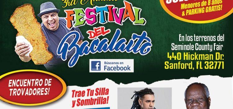 Festival del Bacalaito 2018