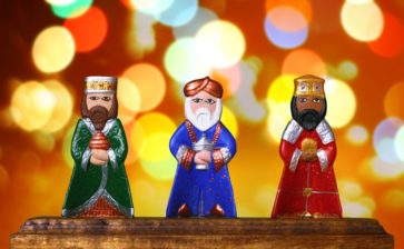 History of the Three Kings Day Celebration